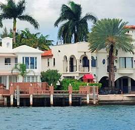 Miami's most Exclusive Neigborhoods